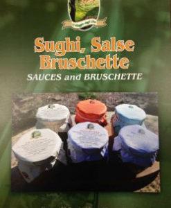 Sughi, Salse e Bruschette